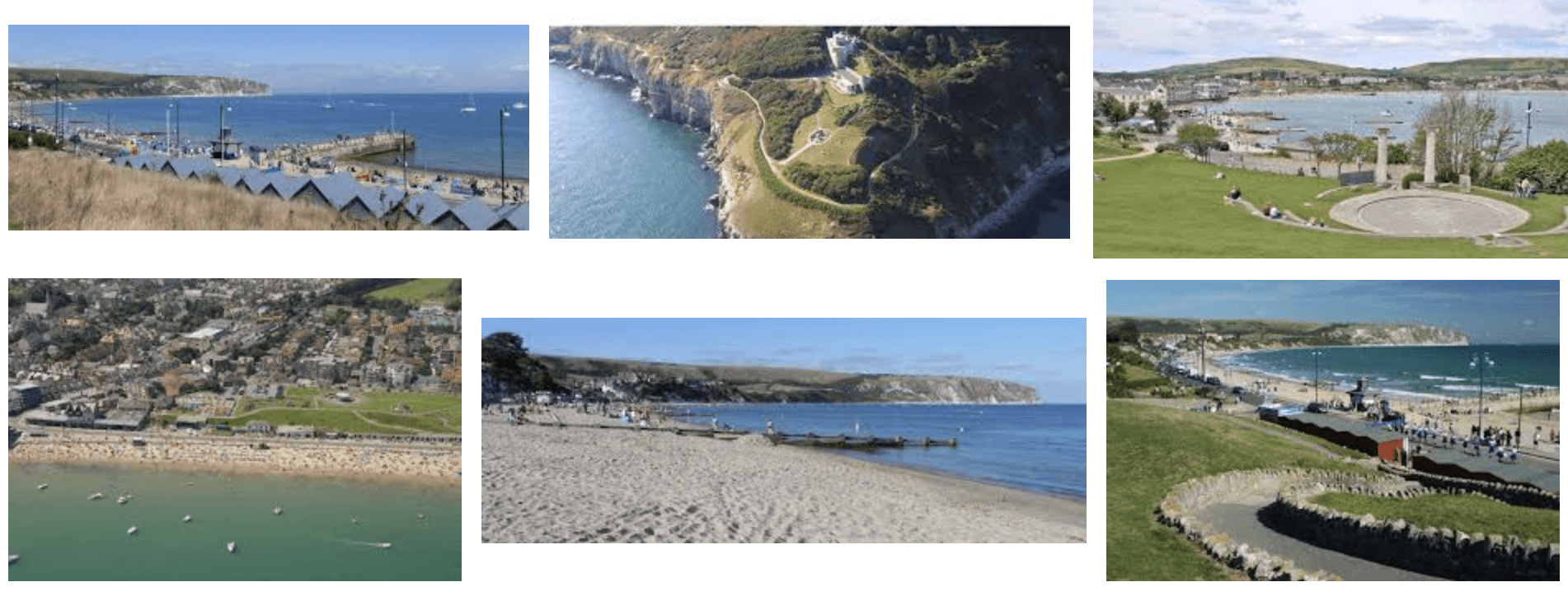 Wheelchair accessible Swanage