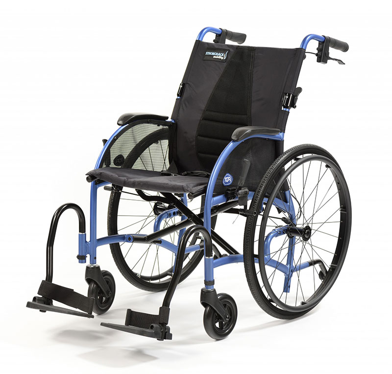 Strongback Wheelchair