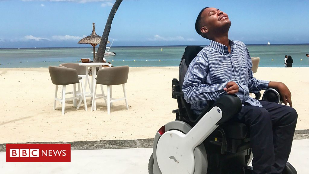 The First Wheelchair User In Space