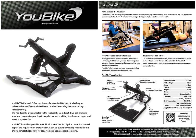 Exercise Bike For Stroke Patient Ideal Recumbent Bike The