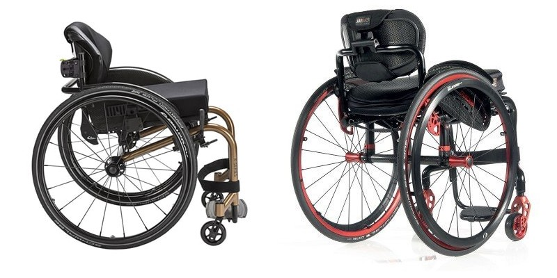 Which wheelchair is easiest to push