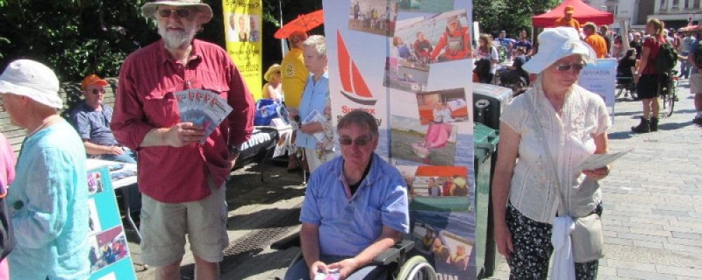 Disability Pride Event A Huge Success
