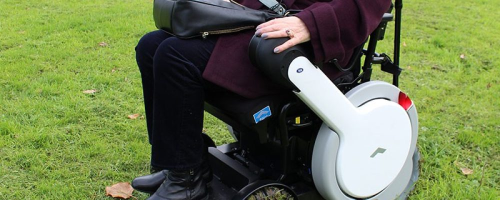 WHILL powerchair review – wow!