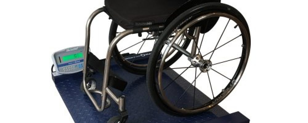 Weigh yourself… find wheelchair scales near you!