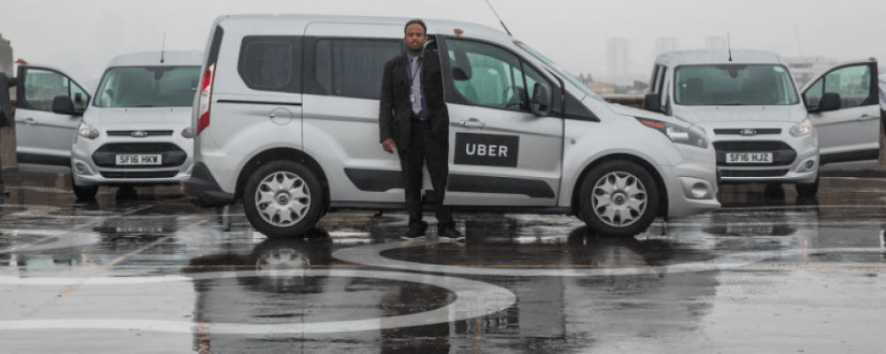 UberWAV – wheelchair accessible Uber