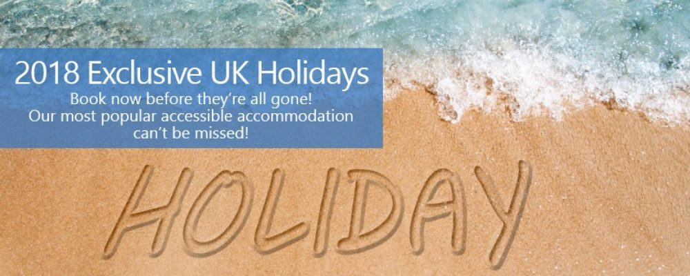 Wheelchair disabled holidays Dorset