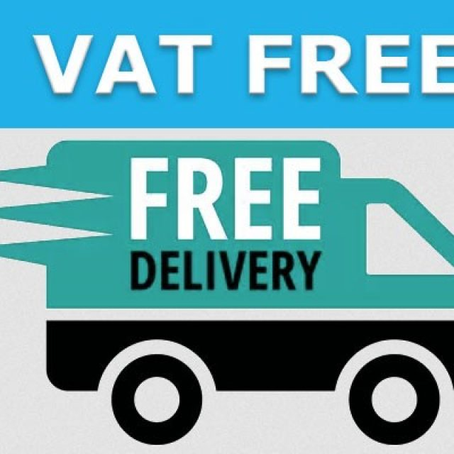What items are VAT-free for disabled people?