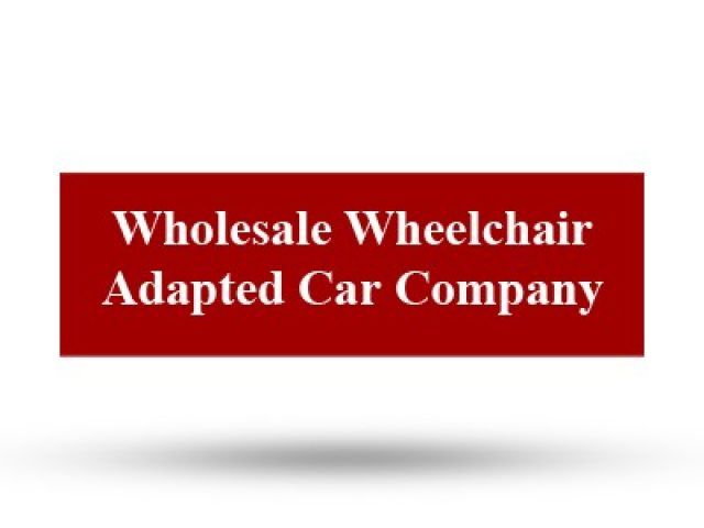 Wholesale Car Company