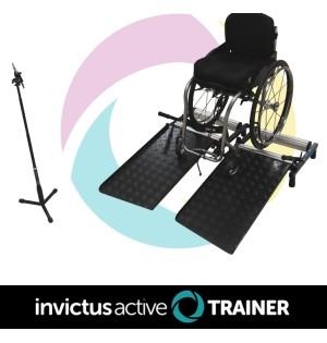Coronavirus wheelchair user