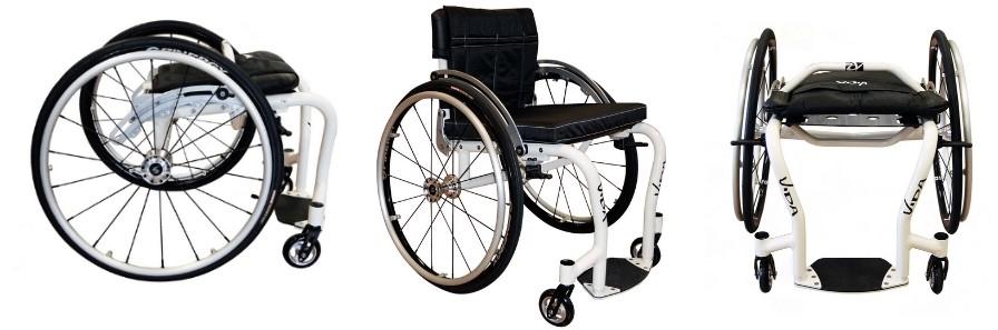 Roma Vida Wheelchair