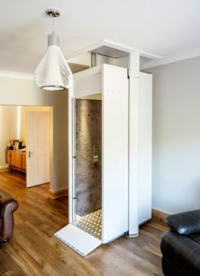 Home Lifts Are Cheaper To Have Installed Than You May Think, Contact Us  Today On 0800 7765 927.