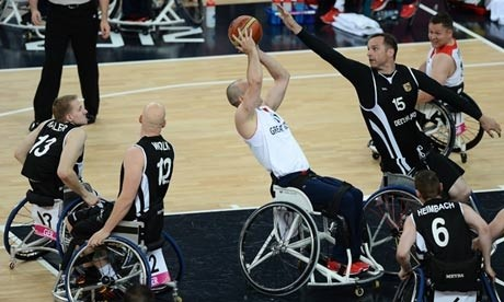 Wheelchair Sports.