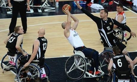 Wheelchair Sports.